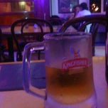 Photo taken at Alps Restaurant & Beer Bar by hoya_t on 12/28/2013