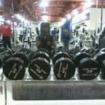 Photo taken at 24 Hour Fitness by DJ Nard X on 12/6/2012