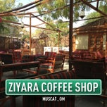 Photo taken at Ziyara Coffee Shop by Sharkawy on 2/25/2013
