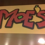 Photo taken at Moe's Southwest Grill by Dave S. on 1/20/2013