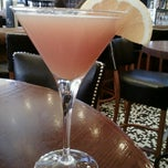 Photo taken at Bar Louie Dearborn Station by Karen V. on 11/1/2012