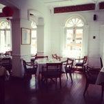 Photo taken at Albert Court Village Hotel by nadine o`deer on 1/27/2013