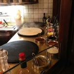 Photo taken at Creperie 78 by Eri T on 2/15/2013