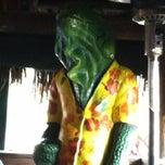 Photo taken at Green Iguana Bar & Grill by Danya on 1/28/2013