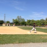 Photo taken at Cub Run Baseball Fields by KJ on 5/5/2013