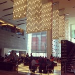 Photo taken at JW Marriott LA Live by Robert L. on 6/18/2013