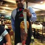 Photo taken at Churrascaria Anhembi by Hotonyel G. on 12/10/2012