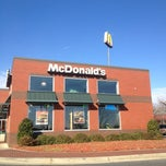 Photo taken at McDonald's by Anthony on 2/2/2013