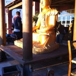Photo taken at Golden Buddha by Myriame B. on 4/6/2012