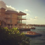 Photo taken at Pier House Resort & Spa by Léo Soares on 11/18/2011