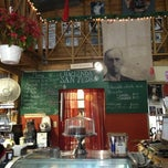 Photo taken at Hacienda San Pedro Coffee Shop by Pelin on 1/6/2013