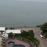 Photo taken at Sigma Resort Jomtien Pattaya by NooPing K. on 2/24/2013