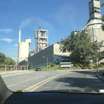 Photo taken at Holcim Phils. by Dhi Ar V. on 12/12/2013