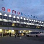 Photo taken at Автовокзал Щелково / Bus terminal Schyolkovo by Vladi D. on 9/29/2012