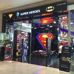 Photo taken at DC Comics Super Heroes by Eng.7sn on 1/26/2015