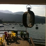Photo taken at Che Lagarto Hostel Ilha Grande by Srta. B. on 1/6/2013