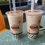 Photo taken at Ocha Tea Café by Ishang A. on 2/19/2013