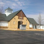 Photo taken at Huntley Area Public Library by Jessica on 4/21/2013