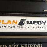 Photo taken at Plan Medya Basın Tanıtım Organizasyon by Kemal İ. on 3/25/2013