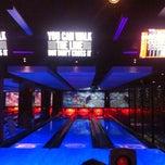 Photo taken at Strike Bowling Bar by Tassanee P. on 3/6/2014