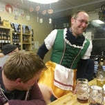 Photo taken at Bier Huis - Ossett by Tony C. on 10/19/2013