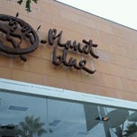 Photo taken at Planet Blue by H Y. on 10/7/2012