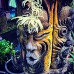 Photo taken at Warung Mama Putu - Merthasari Sanur by Anna D. on 3/3/2014