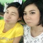 Photo taken at สนามแบดมินตัน The 18 Court by Pat T. on 11/25/2014