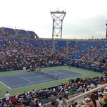 Photo taken at 2014 US Open Tennis Championships by Yukari on 8/27/2013