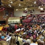 Photo taken at Hesston High School by Chase on 5/19/2013