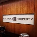 Photo taken at Halstead Property - Flagship Office by Deborah C. on 8/21/2014