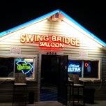 Photo taken at Swing Bridge Saloon by Roger Y. on 10/25/2014