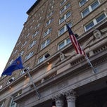 Photo taken at King Edward Hotel (Hilton Garden Inn Jackson) by King Edward Hotel (Hilton Garden Inn Jackson) on 3/7/2014