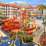 Photo taken at Nickelodeon Suites Resort by Nickelodeon Suites Resort on 7/9/2014