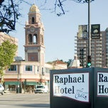 Photo taken at The Raphael Hotel by The Raphael Hotel on 3/11/2014