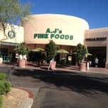 Photo taken at AJ's Fine Foods by Becca @GritsGal on 7/30/2013