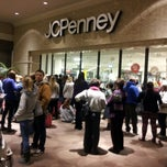 Photo taken at JCPenney by Damien S. on 11/23/2012