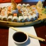 Photo taken at Thai Hana Restaurant & Sushi Bar by Paul R. on 1/30/2015