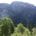 Photo taken at Chances Squamish by Jessica P. on 5/13/2014