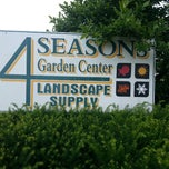Photo taken at 4 Seasons Garden Center by Jared K. on 6/24/2013