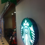 Photo taken at Starbucks Coffee 奈良西大寺駅前店 by Kenichi W. on 11/24/2012