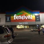 Photo taken at Festival Foods by Melissa on 11/7/2013