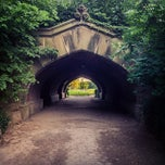 Photo taken at Endale Arch - Prospect Park by Ryan S. on 6/29/2014