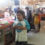 Photo taken at Pasar Batu Akik Rawabening by abdul s. on 12/21/2014