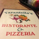 Photo taken at Tarantella's Ristorante by Aqiylah on 1/13/2013