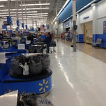 Photo taken at Walmart Supercenter by Brandon F. on 12/17/2012