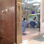 Photo taken at Excellence Beauty & Lounge by Nadia A. on 5/3/2013