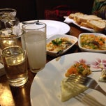 Photo taken at Pera iN Bistro by Goksel A. on 2/21/2015