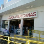 Photo taken at Lojas Americanas by Leocaliban C. on 11/16/2012