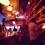 Photo taken at Amelie by Mark T. on 7/28/2013